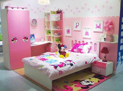 dekorasi kamar anak perempuan dan laki-laki terbaru