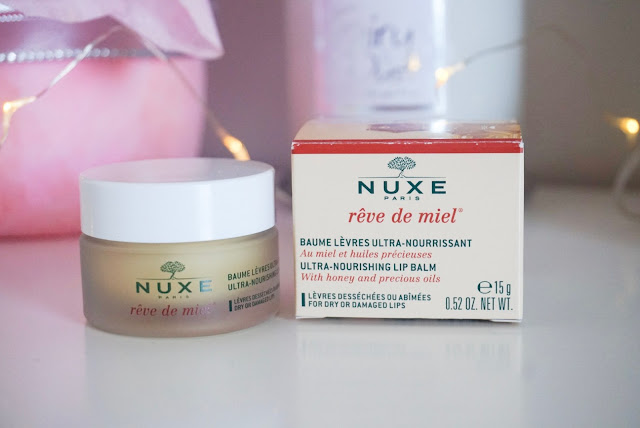 Beauty | Nuxe Ultra Nourishing Lip Balm