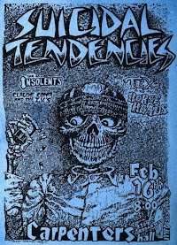 80's Skate Punk Posters
