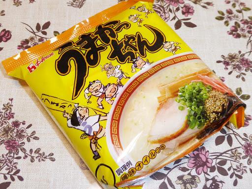 ハウス食品  九州の味ラーメン うまかっちゃん