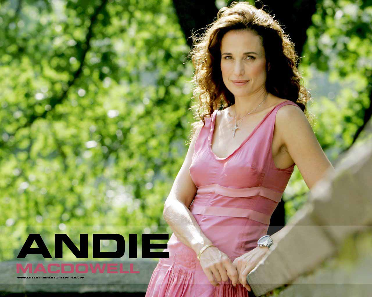 HQ Wallpapers: Andie MacDowell Wallpapers
