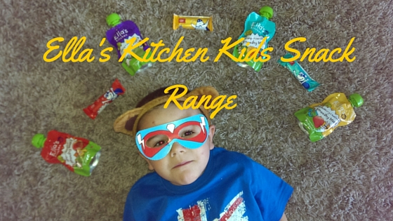 Ellas Kitchen Kids Snack Range