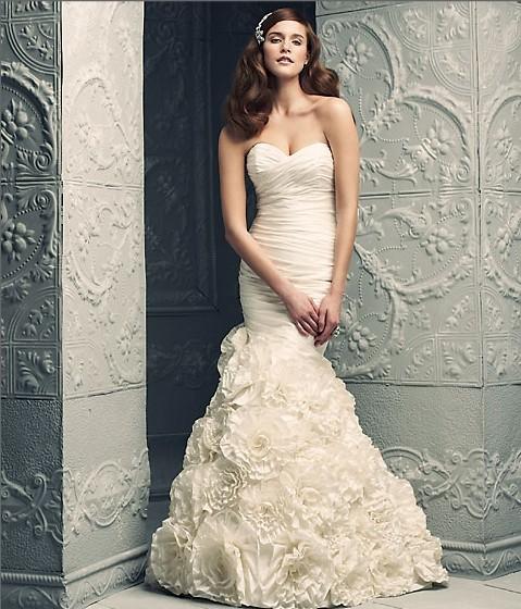 Brautkleid Formen: Günstige Brautmode: Acht