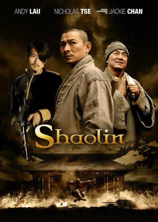 Shaolin 2011 movie Poster