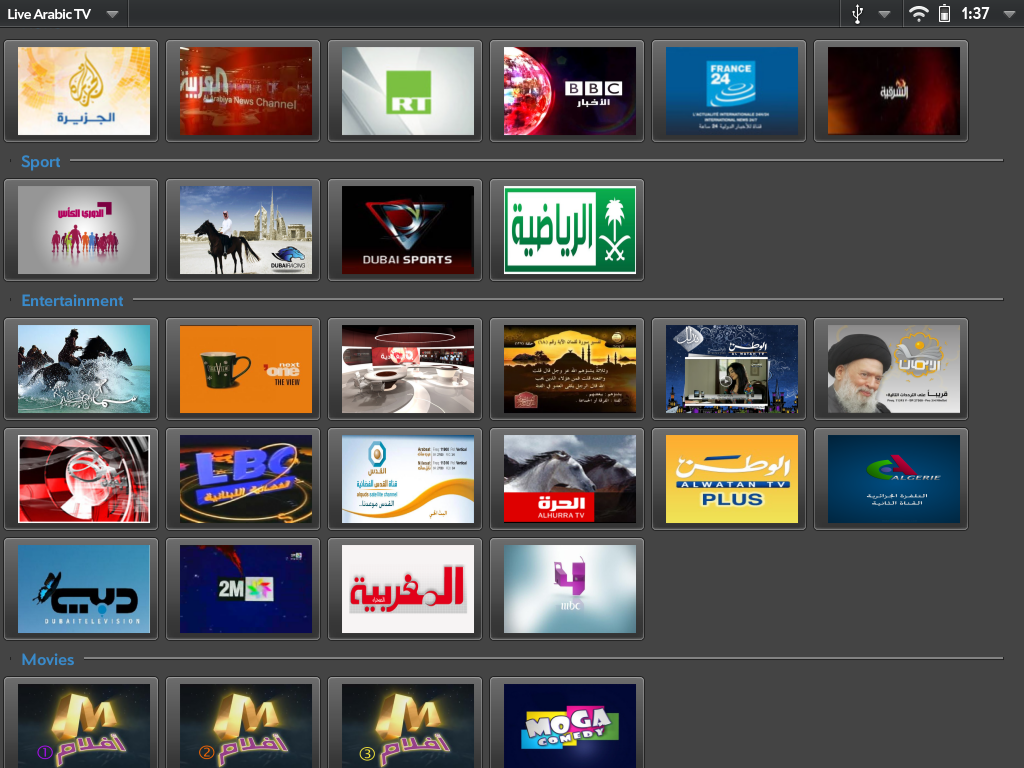live arabic tv