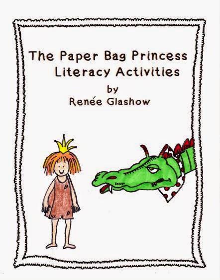 the third grade learning spot the paper bag princess. Black Bedroom Furniture Sets. Home Design Ideas