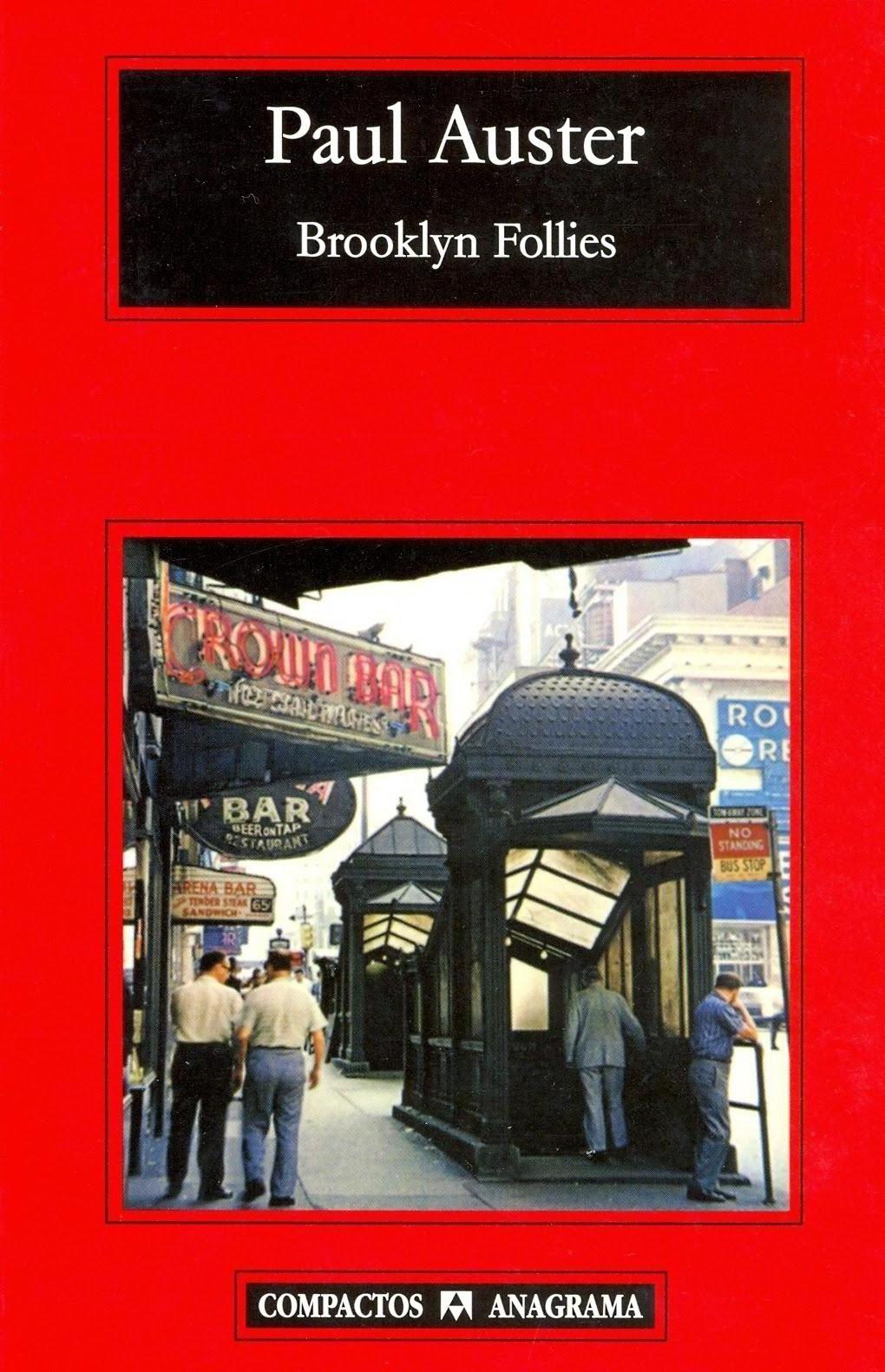 Libros y demás parientes...: BROOKLYN FOLLIES