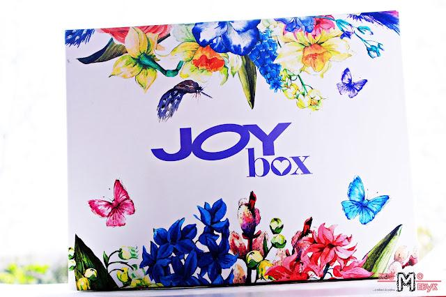JOY BOX WIOSNA 2016