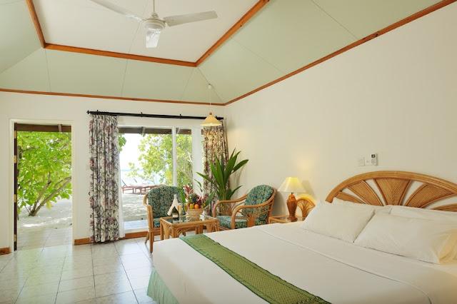 Sun Island Malediven, Beach Room