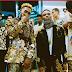 Historic Moment For Wizkid As He Walks Dolce & Gabbana Runway In Milan