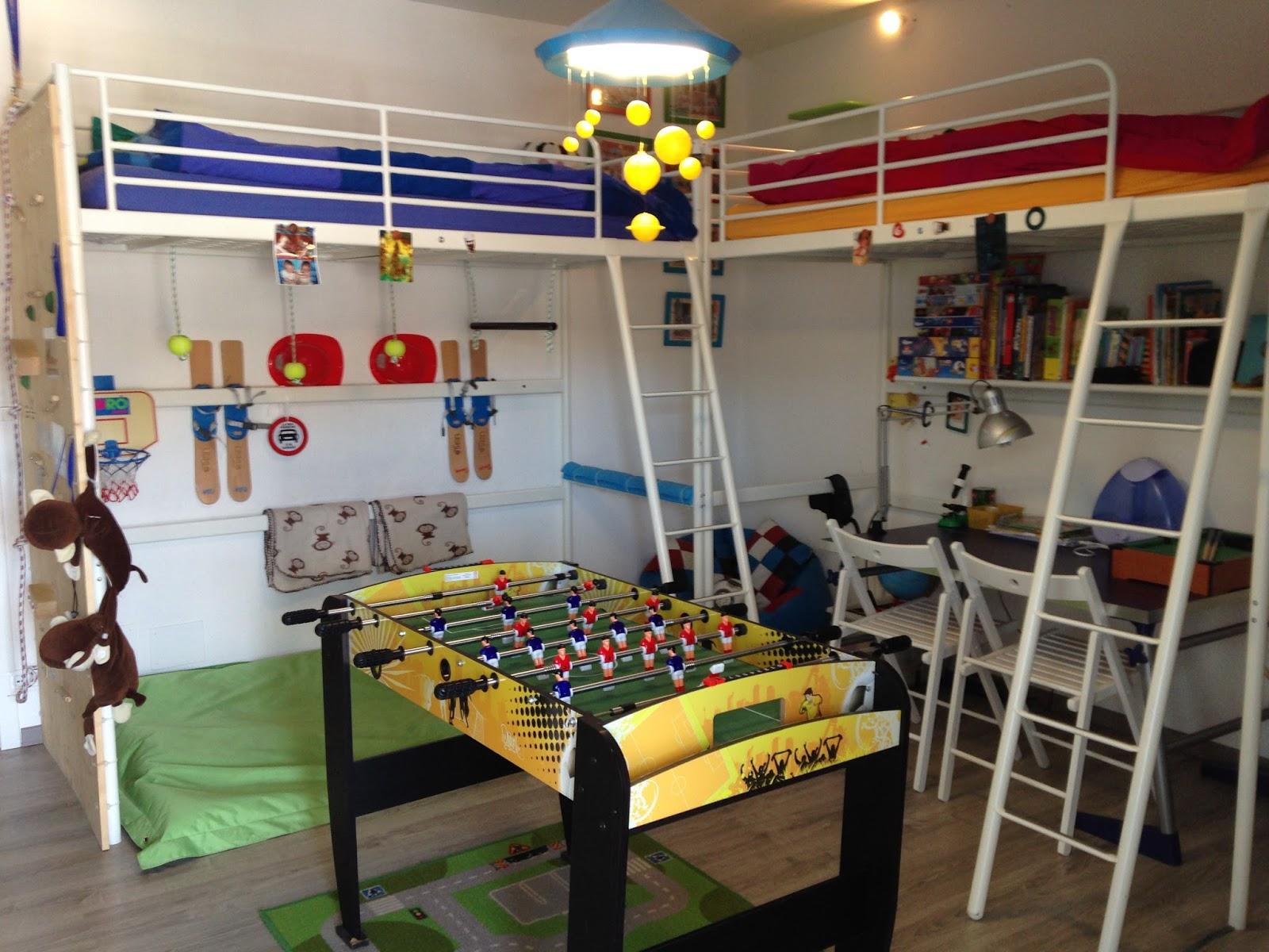 Cameretta Soppalco Ikea Camerette Bologna Letto A Soppalco Ikea 1