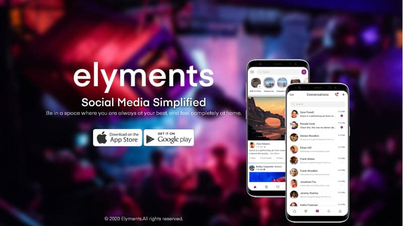 Elyments - India's first official social media super app, that wants to replace Facebook, Instagram, WhatsApp