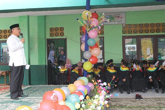 85 Siswa Penghafal Al-quran Diwisuda