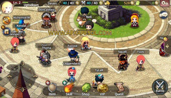 ZENONIA S Rifts In Time 3.0.1 Apk + Mod Android Full Latest Version 2017 Free Download