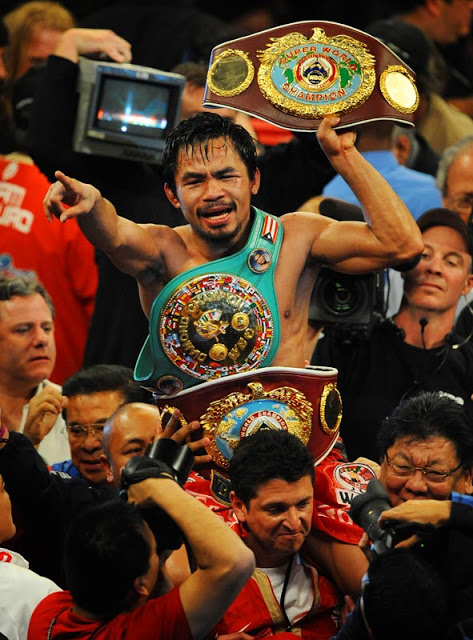 Have You Ever Wondered How Rich Manny Pacquiao Is? You Better Check This Out And Prepare To Be Blown Away!