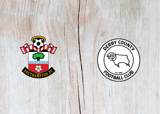 Southampton vs Derby - Highlights 16 January 2019