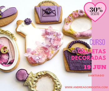 CURSO GALLETAS DECORADAS