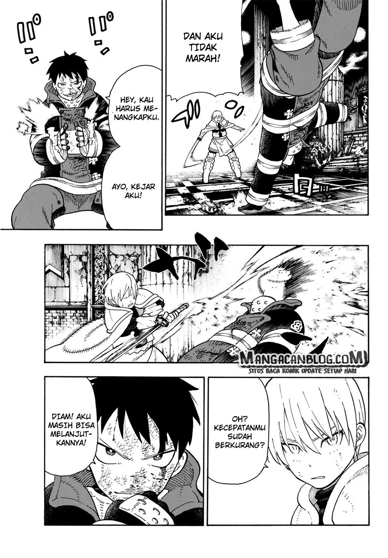 Fire Brigade of Flames Chapter 83-12