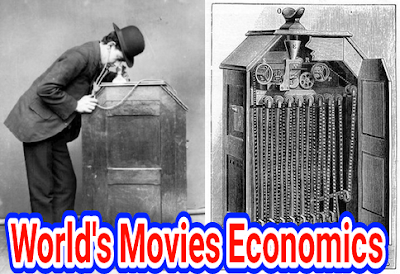 "Movies Economics    A short history of the world's movie economics is discussed below:-          1.    William Kennedy Laurie Dickson was the chief experimenter in working of Thomas Edison and demonstrated Crude system of projection in 1889.        2.    Edison called his individual viewer the 'Kinetoscope' in 1890s.        3.    28th December, 1895 the Lumieres first projected their films in Paris.        4.    23rd April, 1896 Edison's first formal public performance of large screen communal cinema took place in New York.        5.    The Lumieres invented 'Cinematographe' that is very similar to Edison's kinematograph projector.        6.    In England, the Frenchman Louis Augustin Le Prince and the Englishman William Friese-Greene both developed a workable portable camera/projection systems in the late 1880s.        7.    The Italian Filoteo Alberini took some significant step before 1896.        8.    In Germany, Max and Emil Skladanowsky developed their Bioscope.        9.    In England, Robert W. Paul projected films with his version of Edison's machine.         10.  In 1896 and 1897, the use of 'Cinematographe' , 'Edison's Kinetograph' and similar machine spread widely.        11.  In 1890s, one of the first short programs was the famous 'Fred Ott's Sneeze'.        12. Dickson left Edison's Kinetoscope and joined to the American Mutoscope and Biograph Company.        13.  J-Stuart Blackton formed the Vitagraph Company in New York.        14. In France, George Melies, a stage magician saw the illusionary power of the medium and entered production.        15. In France, Charles Path established a large studio and controlled the French Film Industry.        16. Before 1914, Pathe distributed films in the U.S alone. Then Italian influence in those years wide spread.        17.  In 1905, the concept of film theatre was established.        18.  In 1897, the Lumieres opened the first establishment to the showing of movies.        19.  In 1902, Thomas L. Tally's Electric theatre (Los Angeles) became the first American Film theatre.        20.  By 1908 there were more than five thousand 'Nickelodeons' across the country.        21. In January, 1909 The Motion Pictures Patents Company founded by the nine producers; (1) Edison (2) Biograph (3) Vitagraph (4) Essanay (5) Selig (6) Lubin (7) Kalem (8) Melies (9) Pathe with the distributor George Kleine.        22.  Carl Laemmle's Independent Motion Picture Company ('IMP') later became universal Studios.        23. By 1912 the Patent Company and the General Film Company controlled more than half of the Ten thousand exhibition outlets- 'Nickelodeons'.        24. D.W. Griffith the filmmaker who had done most to ensure the success of Biograph.        25. 'The Birth of a Nation (1915) cost $110,000. And returned $20 million or $50 million to $100 million.        26. Adolph Zukor acquired Paramount Pictures Corporation, a distribution and exhibition Company own by Jesse Lasky.        27. Carl Laemmle founded the Universal Film Manufacturing Company around the nucleus of IMP.        28.  United Artists was formed in 1919 by Charles Chaplin, Mary Pickford, Douglas Fairbanks and David Griffith.        29.  Low budget producers; American International Pictures in the 1950; Roger Carman's New World in the 1960s and New Line in the 1980s.        30.  One of the major Companies Columbia Pictures evolved by Harry Cohn. A significant producer.        31.  Throughout the 1980s and into the 2000s, the Disney brands ranked among the most successful in Hollywood.        32.  When Nazis took power in 1933, the influence of German Cinema came to an end.        33.  British Parliament passed the Cinematograph Act in 1927.        34.  By 1932, the technological shakedown period for sound was over and the outlines identifying the Hollywood system were clear.        35. Between 1930 and 1939 Michael Curtiz shot 44 films, Mervyn Leroy, 36; and John Ford, 26 films.                                              Italian Neorealism and French New Wave    Italian Neorealism:  After the fall of Benito Mussolini's government in 1945, the Italian Film Industry faced with the crisis. The World War2 was ended. But the effects of the war were not finished. The Italian Film Industry economically faced with crisis. Roberto Rossellini produced a film 'Rome Open City' (1945). The effects of 2nd World War were the main elements of the film. This is the first time Roberto Rossellini took the shots out of the studio. It is about the effects of 2nd world war and its construction situation.  Film director Federic Felleni believed that Neorealism is observing any kind of reality with honest eye, which includes social, spiritual and metaphysical reality that is anything a man has inside of him.  Andre Bazin a French film critic called Neorealism ""a cinema of fact"" and ""reconstituting reportage with a message"".  This style created a balance between real life issues and cinematic art. The first crucial Neorealist film was Roberto Rossellini's 'Rome Open City' (1945) which displayed the struggling against the German Troops occupying Rome. Roberto Rossellini continued the Neorealism project by ""bringing people awareness of the spiritual truth, self knowledge and obligation to others.""  Roberto Rossellini's works influenced The French New Wave critics to become filmmakers. It was 'Bicycle Thieves' (1948) by Vittorio De Sica that was the most notable representation of the Italian Neorealism Style.  'Bicycle Thieves' (1948) has been compared with French New Wave film 'The 400 Blows'(1959)  as both fils have the same realist , humanist and renewed set of realist conventions.    French New Wave:  The French New Wave movement began the same way as Italian Neorealism through a film journalist magazine. In 1950s many French became film directors.The French New Wave's main idea is low budget production. Because Jean-Luc-Godard and Francois Truffaut created films using the French New Wave style. Neorealism became an influence due to its political attitudes, worldview and innovations of film form. Italian Neorealism illustrated features and French filmmakers also could aim to. So the French filmmakers created films like Italian Neorealism style. New French Wave was born out of inspiration for Italian Nerealism and therefore the movements were connected. Jean Luc Godard created films with his own style but used the elements of Italian Neorealism. His 'Breathless' (1960) is also a low budget film which expresses a truthful reality. Francois Truffaut another director of French New Wave Style said 'French directors should be the creator of their films.' He believed that French directors have their own capability and imagination to develop their own individuality on a film. These Italian Neorealism and French New Wave have social and economic truth and the effects of 2nd world war."