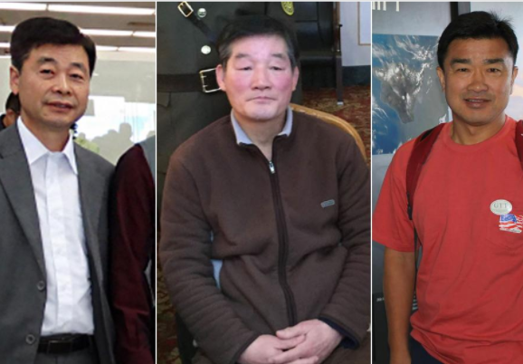 North Korea releases three Americans held hostage in the country