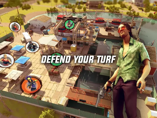 Gangstar New Orleans OpenWorld Hack Apk
