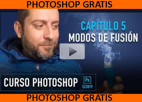 Curso de Photoshop Gratuito Sicto Ramos Capitulo 5