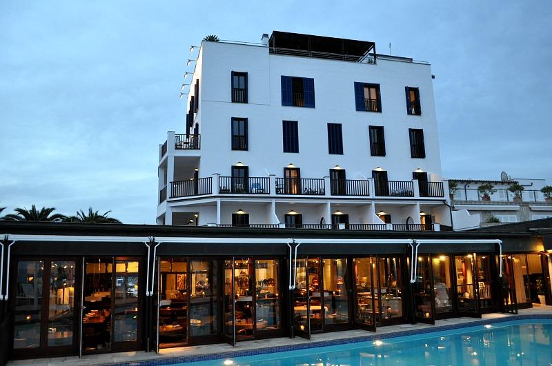 Portixhol hotel in Plama