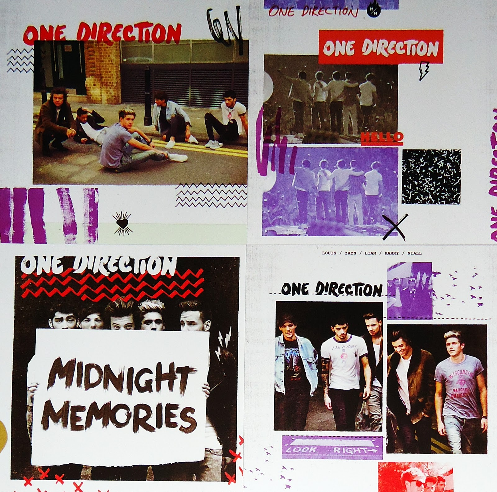 My Collection: One Direction » Midnight Memories [Brasil]
