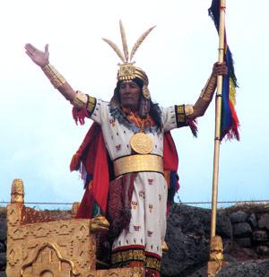 Primeras Noticias de los Incas