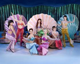 Disney On Ice The Little Mermaid