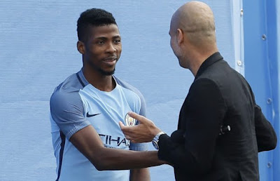 'Guardiola Wants Me To Play Like Messi'- Iheanacho