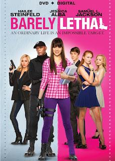 Barely Lethal [2015] [DVD5] [Latino]