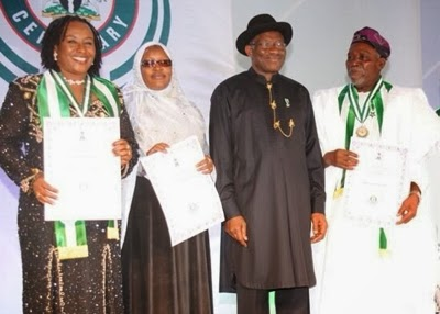 olu jacobs mama gee awards abuja