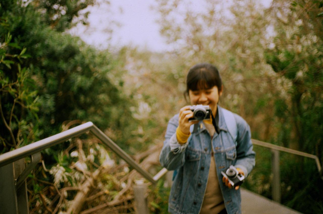 elashock, karen okuda, konichiwakaren, film, film photography, photography, analogue photography, 35mm film, melbourne, sydney, australia, nina nguyen