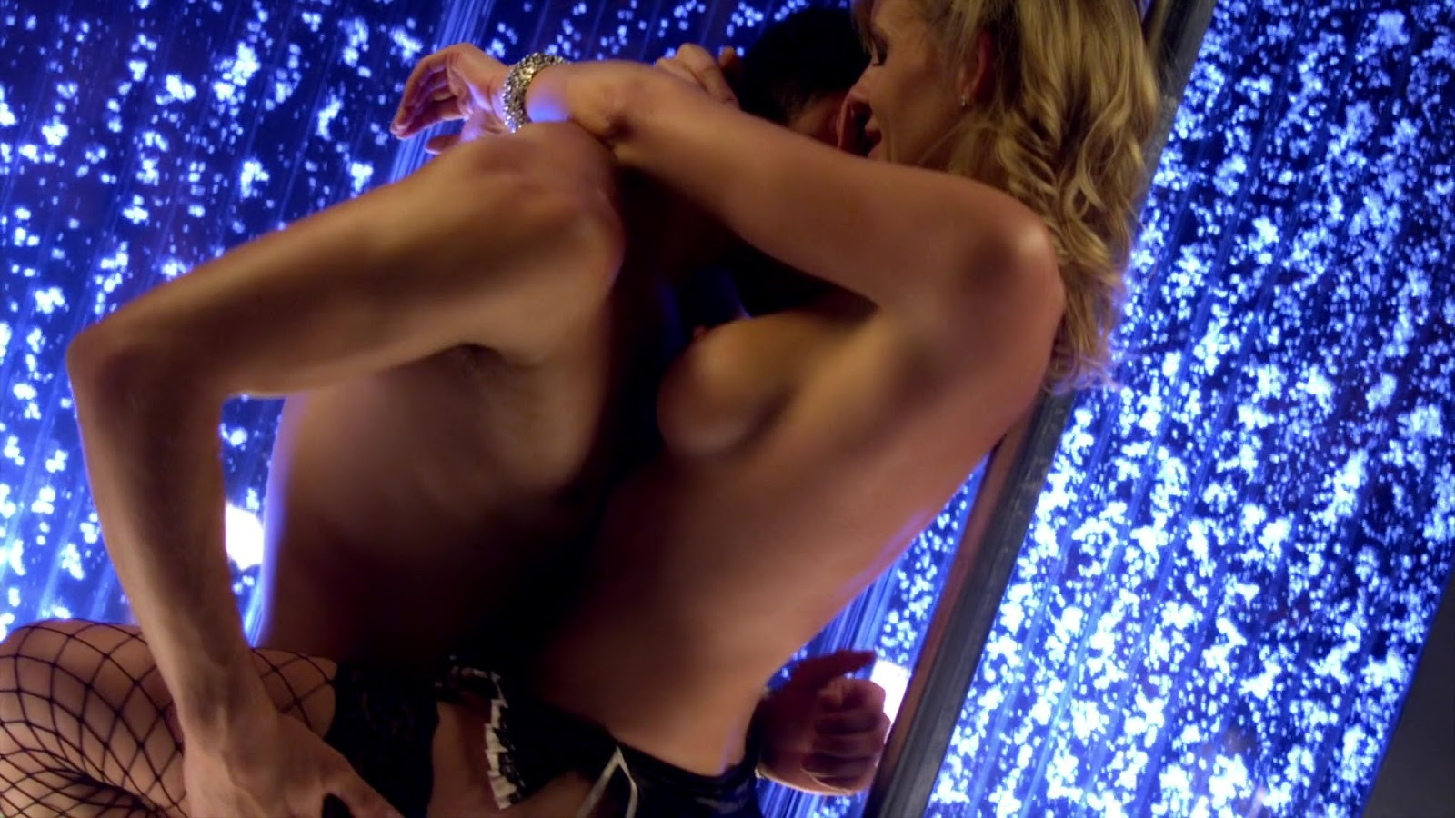 Amber Heard Nude In Never Back Down
