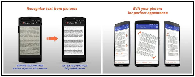 Gambar untuk PDF Pocket Scanner (OCR)