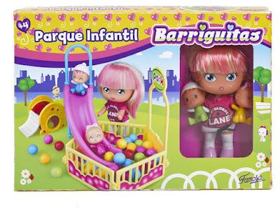 TOYS : JUGUETES - BARRIGUITAS - Parque Infantil Famosa 2016 | A partir de 4 años Comprar en Amazon España