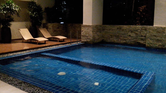 swimming pool kl tower