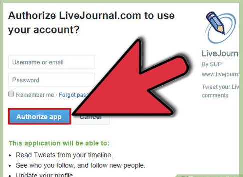 How to Login Twitter