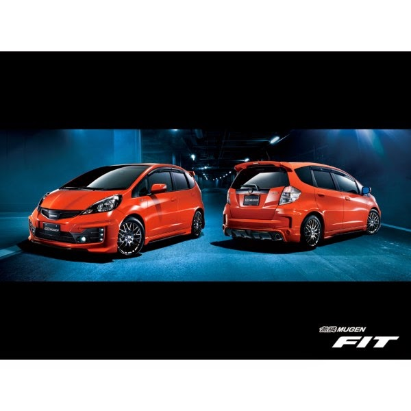 Body Kit Honda Jazz RS Mugen 2011-2014