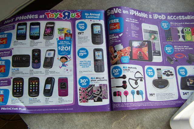 Thoughts on Life – Toys R Us Cell Phones