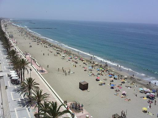 Beaches of Almeria