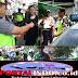 Polsek Metro Tamansari Gelar Patroli Gabungan TNI-Polri Serta Penyebaran Pamflet Kepada Masyarakat Nyoblos Itu Keren