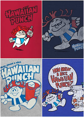 Hawaiian Punch T-Shirts