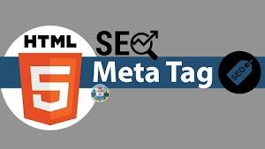 Seo Friendly and Valid HTML5 Meta Tags