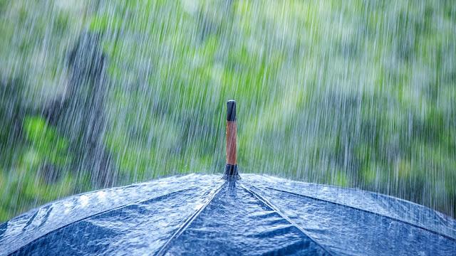"""""""mari mencari berkah air hujan"""""""