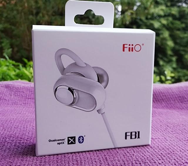 Fiio Fb1 Bass Heavy Bluetooth Earphones