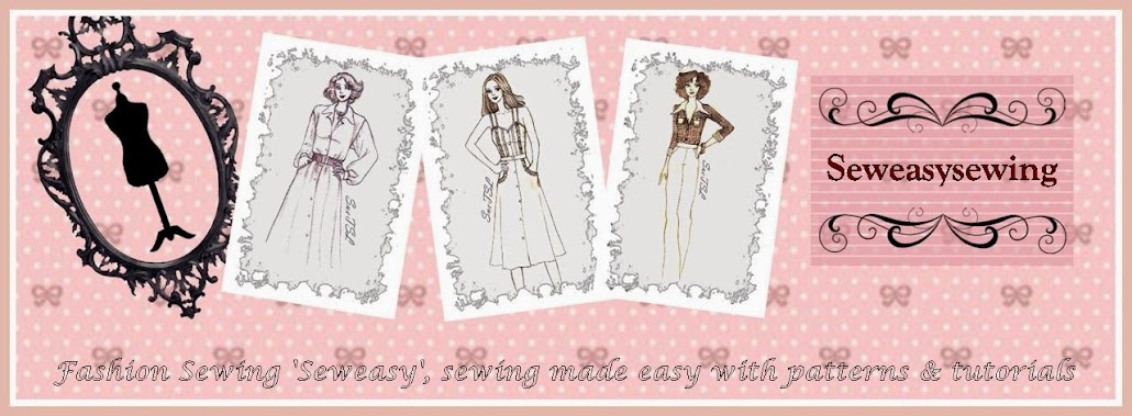 Sew Easy Sewing Fashion Blog