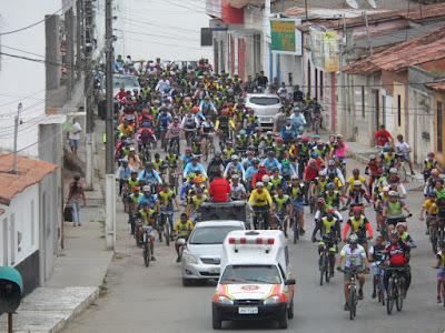 9º Passeio Cicloturimo de Itiruçu
