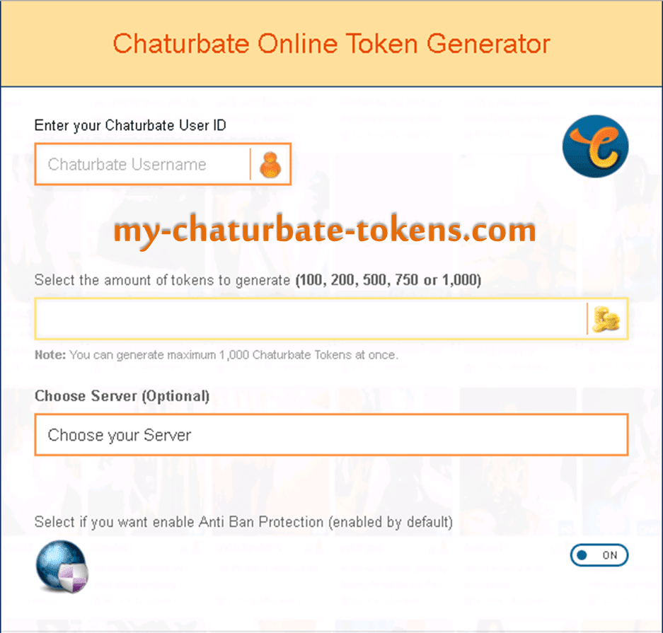 Chaturbate Tokeny